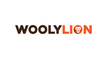 Logo for Woolylion.com