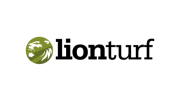 Logo for Lionturf.com