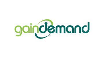 Logo for Gaindemand.com