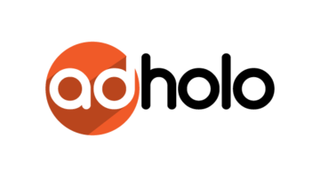 Logo for Adholo.com