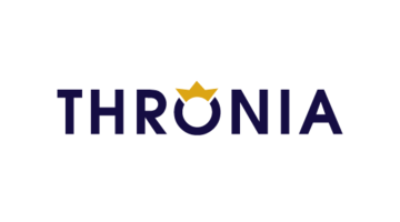Logo for Thronia.com