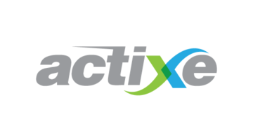 Logo for Actixe.com