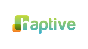 Logo for Haptive.com