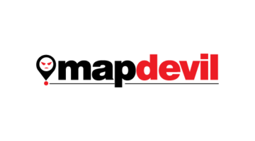 Logo for Mapdevil.com