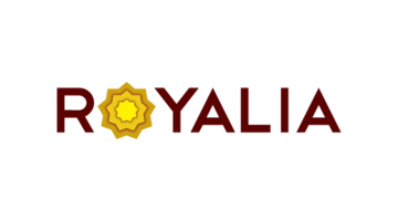Logo for Royalia.com