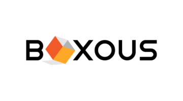 Logo for Boxous.com