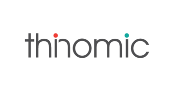 Logo for Thinomic.com