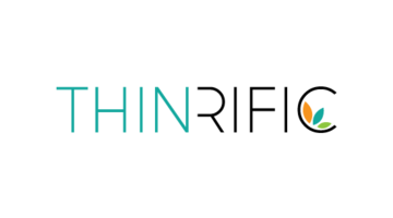 Logo for Thinrific.com