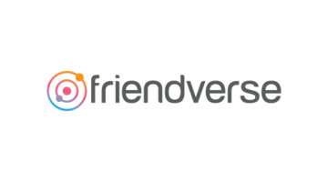 Logo for Friendverse.com