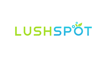 Logo for Lushspot.com
