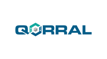 Logo for Qorral.com