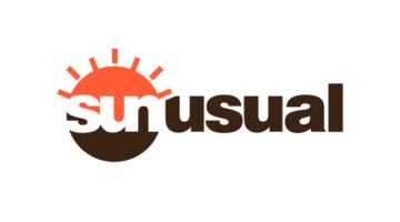 Logo for Sunusual.com