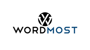 Logo for Wordmost.com