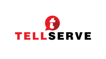 Logo for Tellserve.com