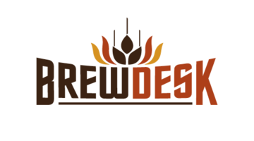Logo for Brewdesk.com