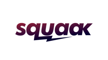 Logo for Squaak.com