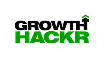 Logo for Growthhackr.com