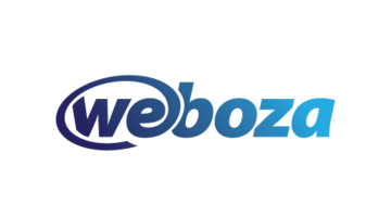 Logo for Weboza.com