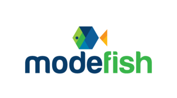 Logo for Modefish.com