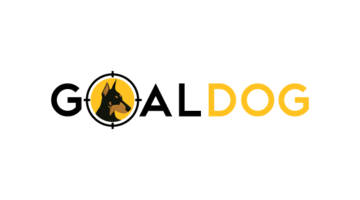 Logo for Goaldog.com