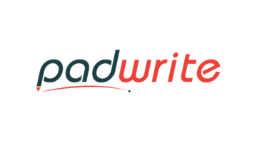 Logo for Padwrite.com