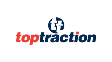 Logo for Toptraction.com