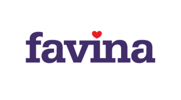 Logo for Favina.com