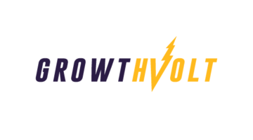 Logo for Growthvolt.com