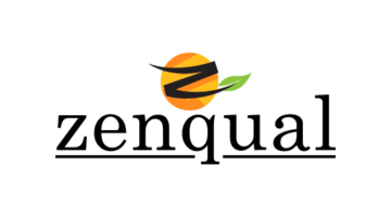 Logo for Zenqual.com