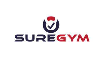 Logo for Suregym.com