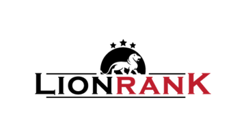 Logo for Lionrank.com