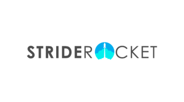 Logo for Striderocket.com