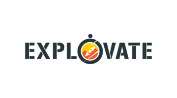Logo for Explovate.com