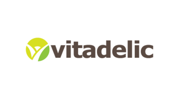 Logo for Vitadelic.com