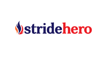 Logo for Stridehero.com