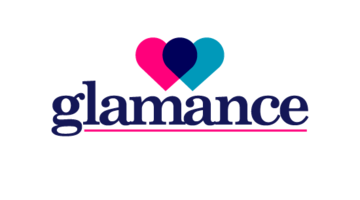 Logo for Glamance.com