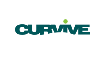 Logo for Curvive.com