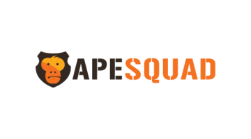 Logo for Apesquad.com