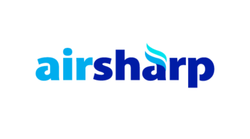 Logo for Airsharp.com