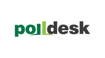 Logo for Polldesk.com