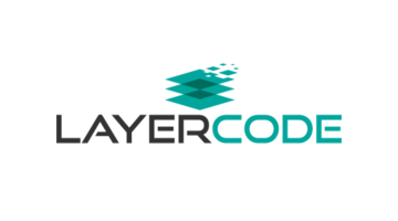 Logo for Layercode.com