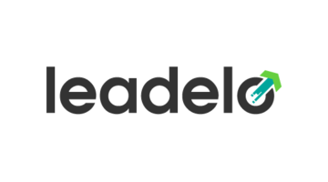 Logo for Leadelo.com