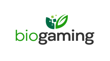 Logo for Biogaming.com