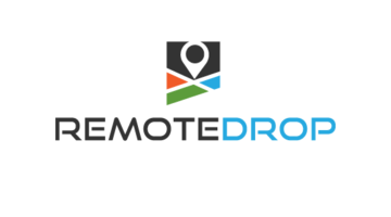 Logo for Remotedrop.com