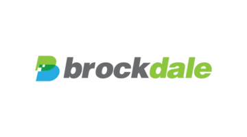 Logo for Brockdale.com