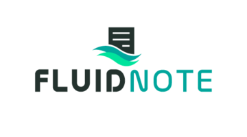 Logo for Fluidnote.com