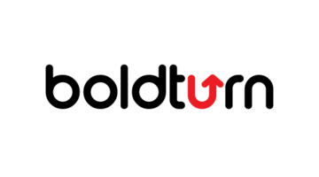 Logo for Boldturn.com