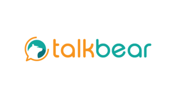 Logo for Talkbear.com