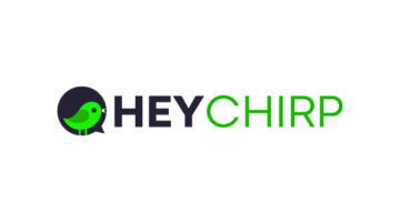 Logo for Heychirp.com