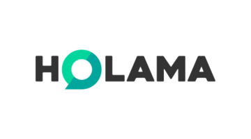 Logo for Holama.com